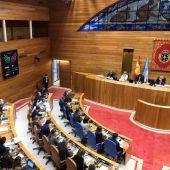 Pleno Parlamento de Galicia