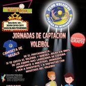 Cartel Jornadas Voley