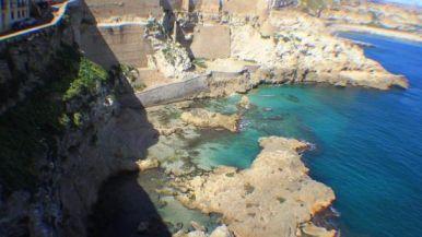 Cala de Trápana, Melilla