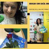 Lucía Jiménez, directora de la EI 'Los Delfines'.