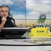 Alsina, número 12 del Villarreal Club de Fútbol