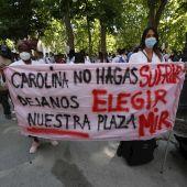 Los MIR, en guerra contra Sanidad por el nuevo sistema de adjudicación de plazas 'a ciegas'
