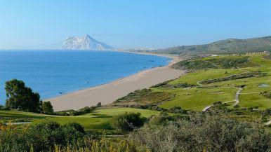 La playa de La Alcaidesa, en La Línea y San Roque