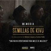 """""""Semillas de Kivu"""", proyecto ganador del concurso de cortos organizado por Amnistía Internacional-Abycine 2021"""