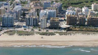 Playa de Guardamar de La Safor