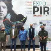 """Llega a Huesca la exposición itinerante """"Viaje al corazón de los Pirineos"""","""