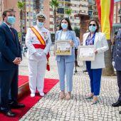 La Delegación de Defensa en Extremadura celebra su 25º aniversario