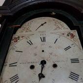 Reloj de pie de William Dorrel
