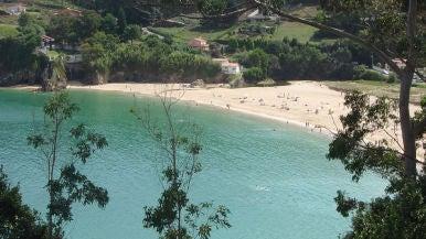 Praia de Xilloi - Vicedo