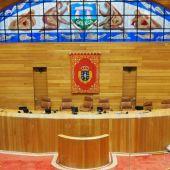 Tribuna Parlamento de Galicia