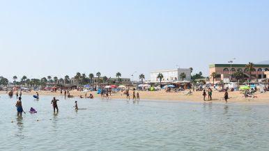 Playa de La Hípica, Melilla