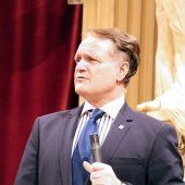 El secretario segundo de la Mesa del Parlament, el ibicenco Maxo Benalal, expulsado de Cs