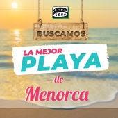 La Mejor Playa de Menorca