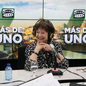 Julieta Serrano en Más de uno