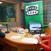 Luis López, delgado de la Xunta en Pontevedra; en los estudios de Onda Cero Pontevedra