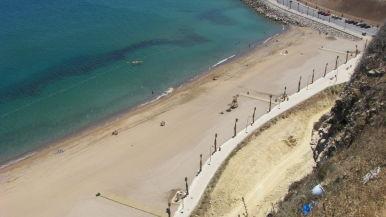 Playa Horcas Coloradas, Melilla