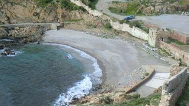 Playa del Desnarigado