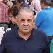 Ramón Camblor durante la celebración del día del socio
