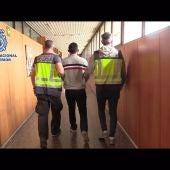 Cuatro detenidos de Madrid por robar en tres casas de ciudadanos chinos en Mérida