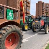 Movilización en Albacete