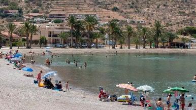 Playa La Azohía-El Cuartel