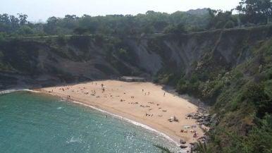 Playa de Mataleñas