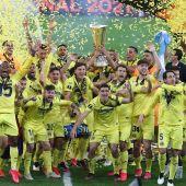El Villarreal, campeón de Europa League