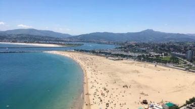 Playa de Hondarribi