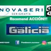 Recomend ACCION!!! con Garaje Galicia