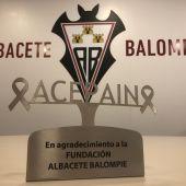 14.000 euros para la lucha contra el cáncer