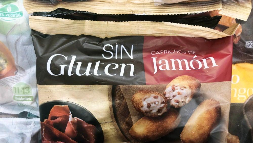 Mercadona sin gluten