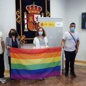 La subdelegada del Gobierno ha mantenido un encuentro con representantes de Asociaciones LGTBI+