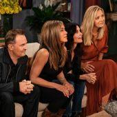 La reunión de 'Friends'
