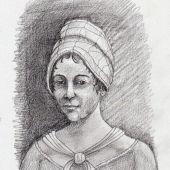 Retrato de Isabel Zendal