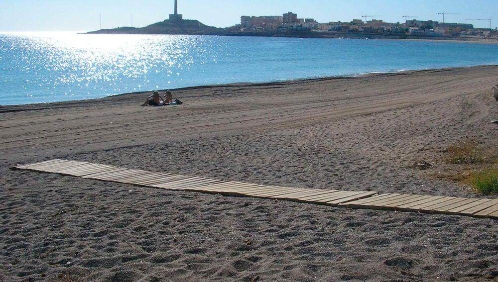 Playa de Levante-Cabo de Palos