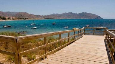 Playa Isla Plana