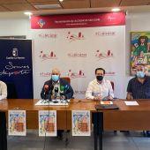 Presentación campeonato regional ajedrez