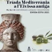Ibiza se presenta Madrid Fusión la 'Tríada mediterránea: Pan, aceite y vino en la Ibiza Antigua'.