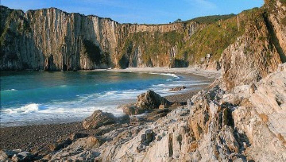 Playa del Silencio Gavieru