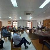 Reunión en Padules