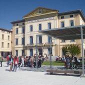 Facultad de Empresa y Gestión Pública de la Universidad de Zaragoza en el Campus de Huesca
