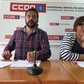 Gerarado Argüelles, CCOO Asturias.