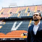 Bordalás, un centurión para liderar el Valencia.