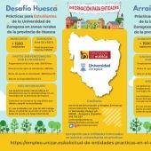 Programa Arraigo y Desafío Huesca