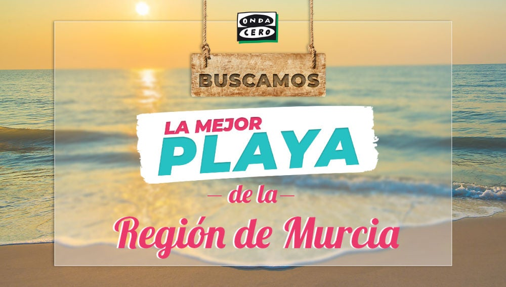 La Mejor Playa de la Región de Murcia