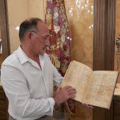 El 'Libre dels Repartiments' es una recopilación de documentos de las 'Reparticiones de tierras', para el uso del Consell Municipal