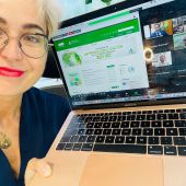 Rosa Siles, directora de Andalucía Emprende