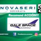 Recomend ACCION!!! con Academia Galespace