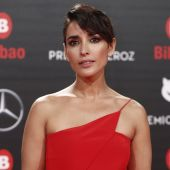 La actriz Inma Cuesta, en la alfombra roja de los Premios Feroz 2019