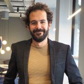 Alejandro Cencerrado, físico experto en Big Data y analista de datos jefe del Instituto de la Felicidad de Copenhague